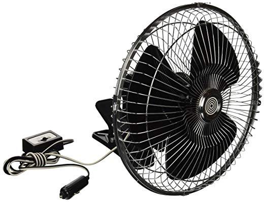 All Ride Fahrzeug-Ventilator 10'