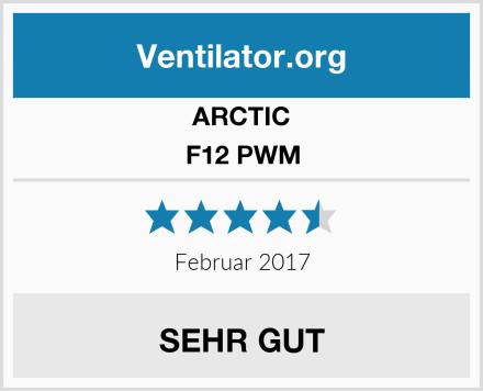 ARCTIC F12 PWM Test