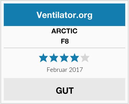 ARCTIC F8 Test