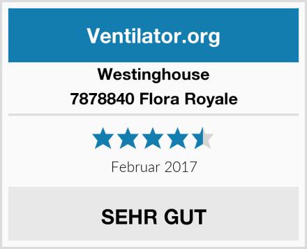 Westinghouse 7878840 Flora Royale Test