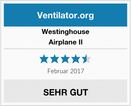 Westinghouse Airplane II Test