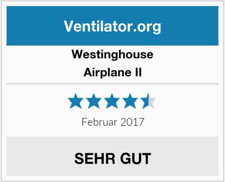 Westinghouse Airplane II Test