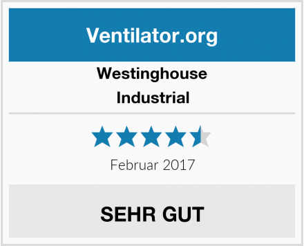 Westinghouse Industrial Test