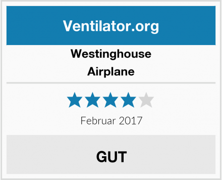 Westinghouse Airplane Test