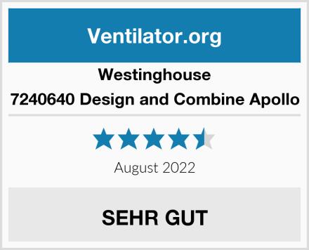 Westinghouse 7240640 Design and Combine Apollo Test