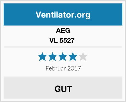 AEG VL 5527  Test