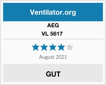 AEG VL 5617  Test