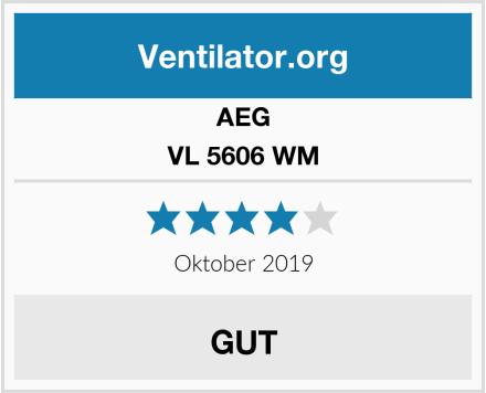 AEG VL 5606 WM Test