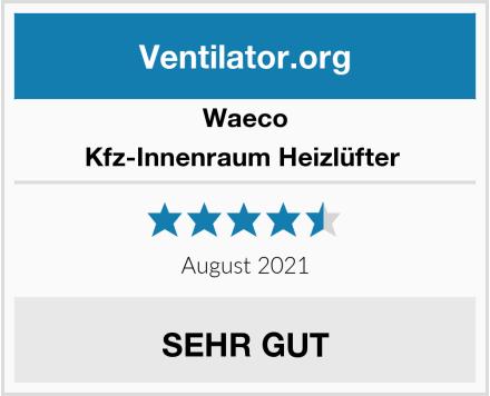 Waeco Kfz-Innenraum Heizlüfter  Test