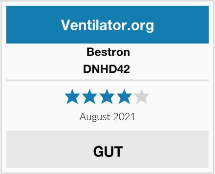 Bestron DNHD42  Test