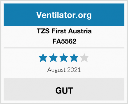 TZS First Austria FA5562 Test