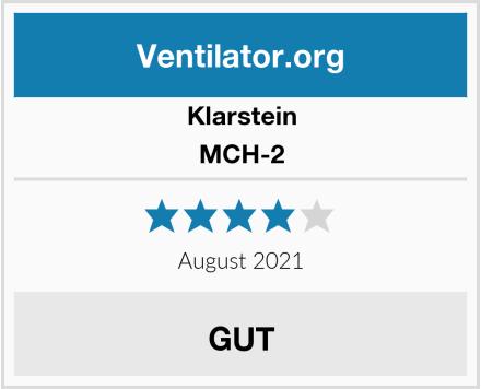Klarstein MCH-2 Test