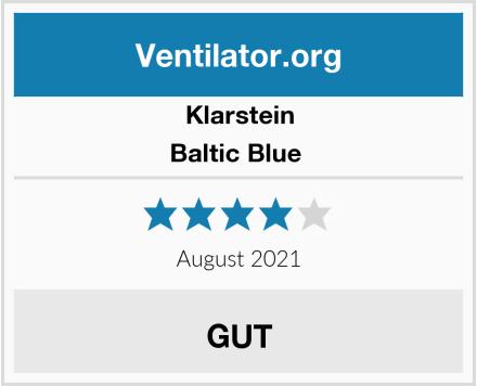 Klarstein Baltic Blue  Test