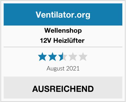 Wellenshop 12V Heizlüfter  Test