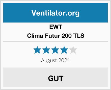 EWT Clima Futur 200 TLS Test