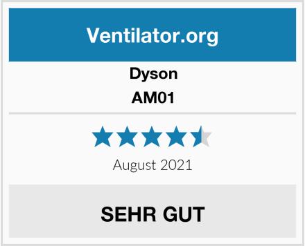 Dyson AM01 Test