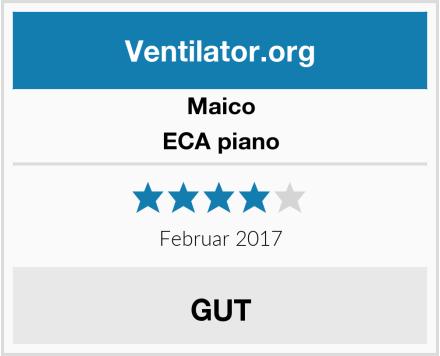 Maico ECA piano Test