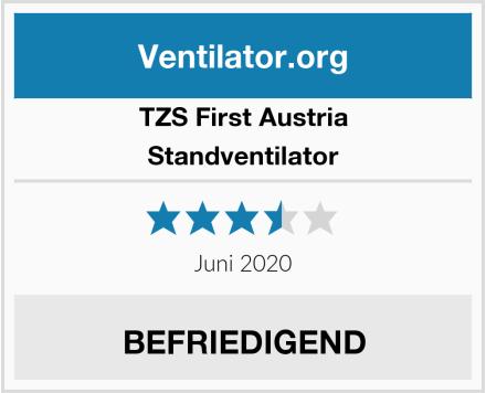 TZS First Austria Standventilator Test