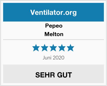 Pepeo Melton Test