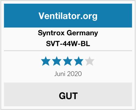 Syntrox Germany SVT-44W-BL Test