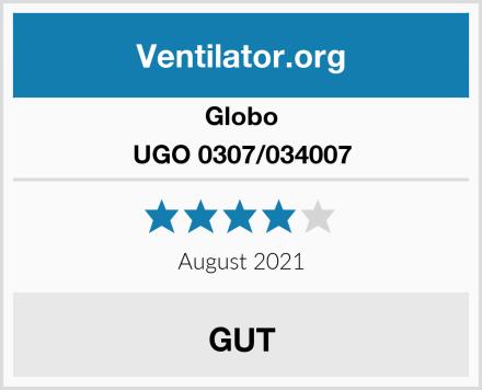 Globo UGO 0307/034007 Test
