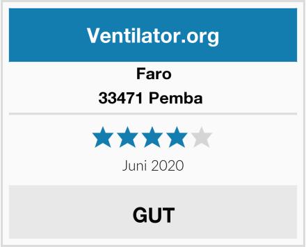 Faro 33471 Pemba  Test