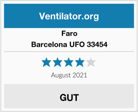 Faro Barcelona UFO 33454 Test