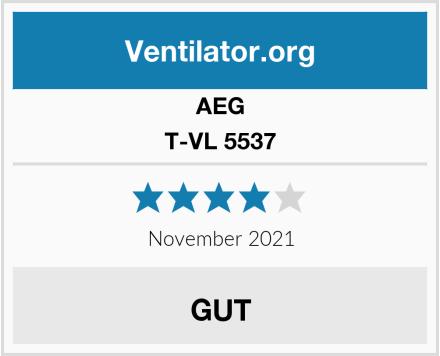 AEG T-VL 5537 Test