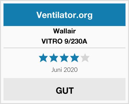 Wallair VITRO 9/230A Test
