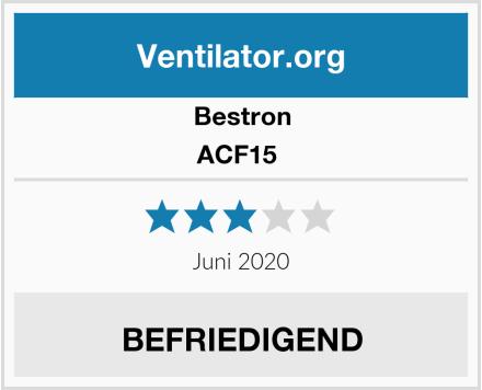 Bestron ACF15  Test