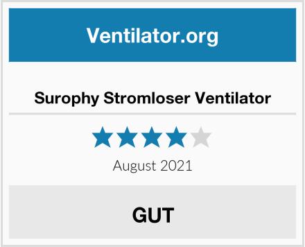 No Name Surophy Stromloser Ventilator Test