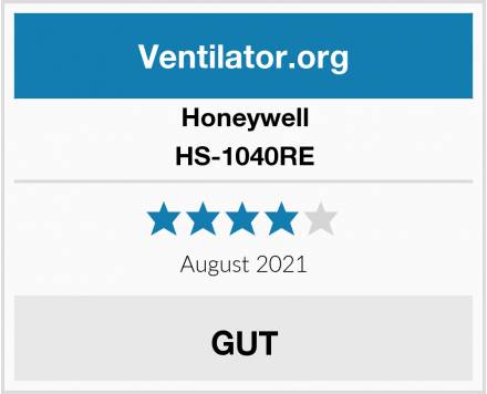 Honeywell HS-1040RE Test