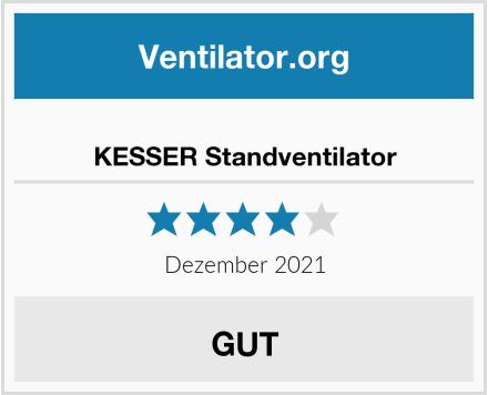 KESSER Standventilator Test