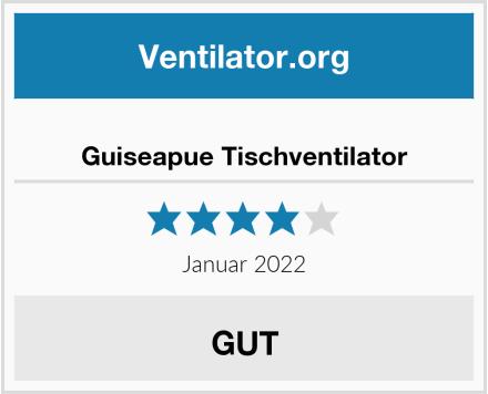 Guiseapue Tischventilator Test