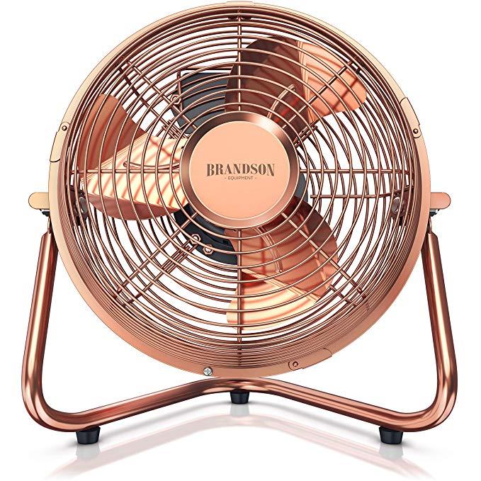 Brandson Windmaschinen Retro Stil-Ventilator
