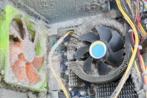 CPU-Lüfter ist zu laut