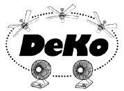 DeKo Ventilator