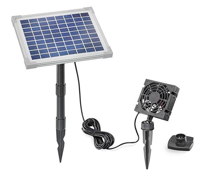 Esotec Solar Lüfterset FreshAir 5W
