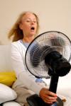 Krank durch einen Ventilator?
