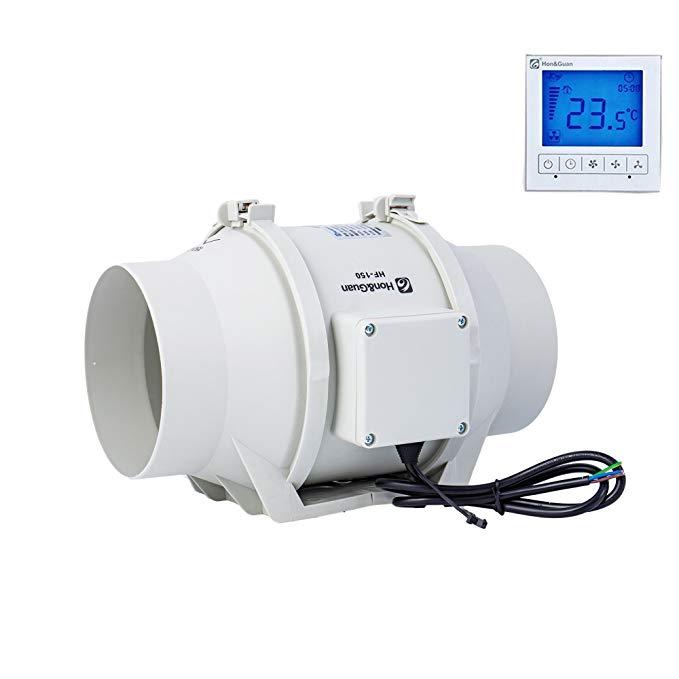 Rohrventilator Kanalventilator 125 mm IDM125 STERR