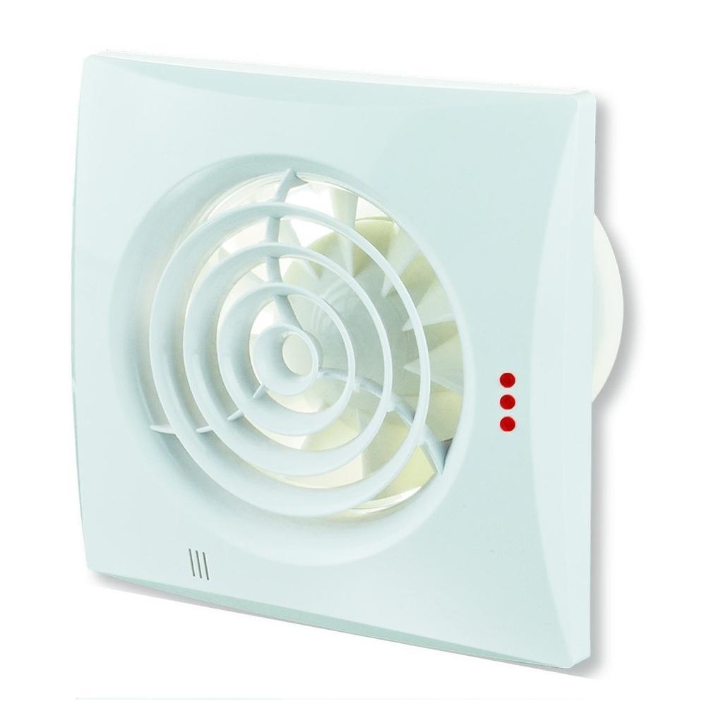 SKS24 Quiet Ventilator Test 2018
