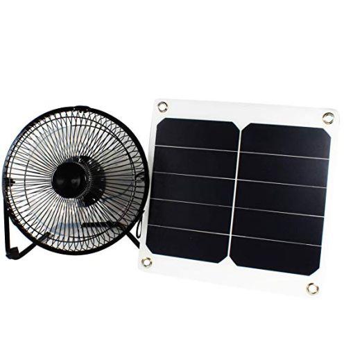 Peakstrom 10W 5V Solarpanel