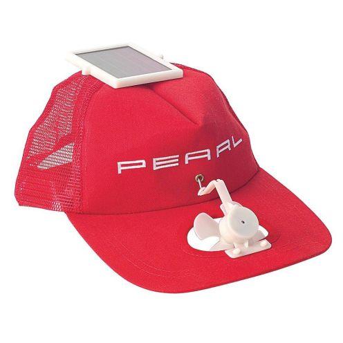 Pearl Solar-Baseball-Cap mit Mini-Ventilator