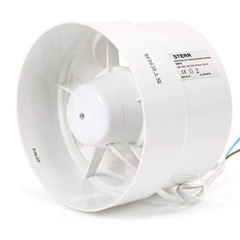 Sterr Rohrventilator Kanalventilator 150 mm - IDM150