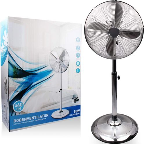 Stirno Standventilator TURBO