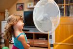 Sind Ventilatoren für Kinder oder Tiere gefährlich?