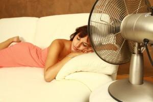 Kann man sich durch Ventilatoren erkälten?