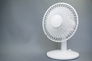 Wie funktioniert ein Ventilator?