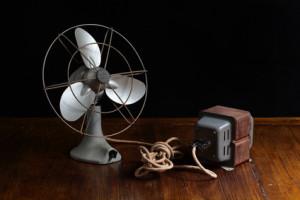 Die Geschichte des Ventilators