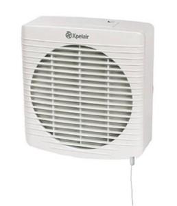 Xpelair Ventilatoren